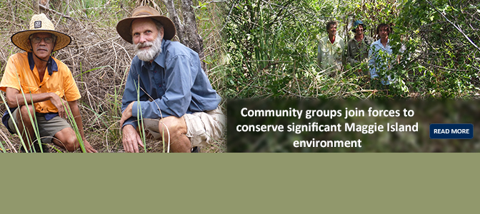 Community groups join forces