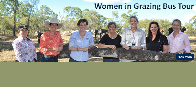 Women in Grazing Bus Tour