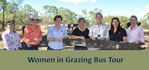 Women in Grazing Bus Tour