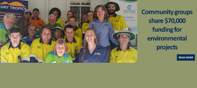 Community Landcare Grants 2015-16