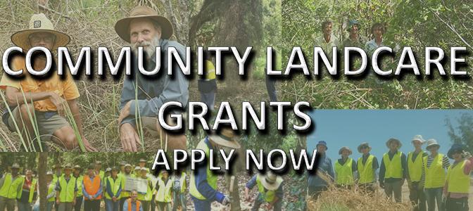 Community Landcare Grants