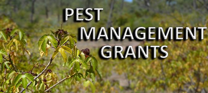 Pest Management Grants