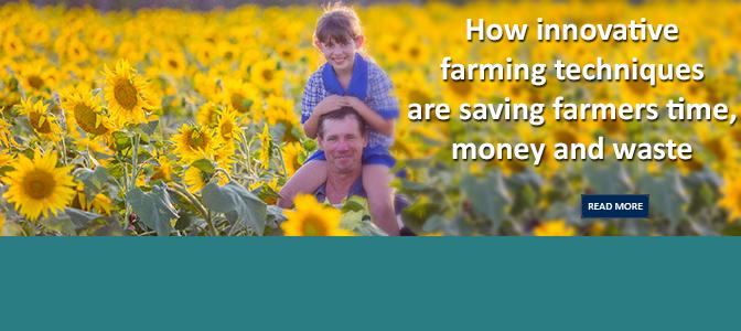 Innovative farming techniques