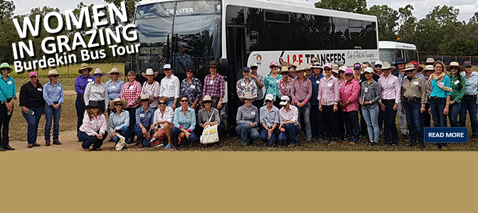 Graziers take in best practices