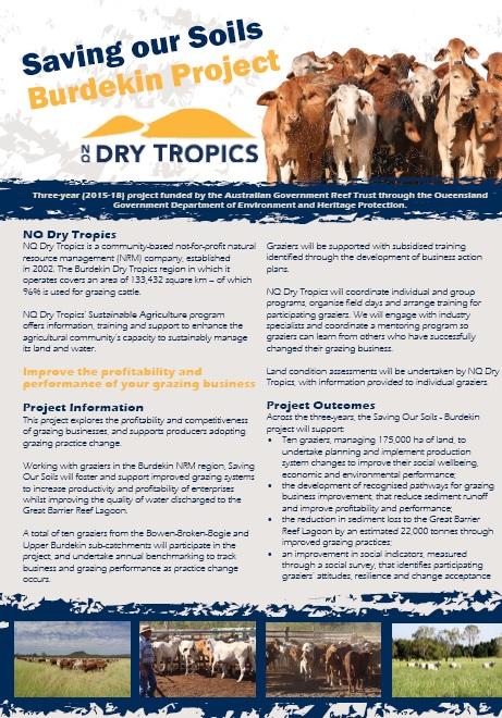Saving Our Soils Factsheet