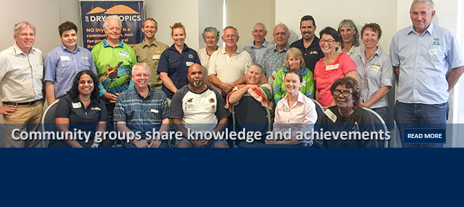 Community groups' Townsville forum
