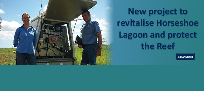 Revitalising Horseshoe Lagoon