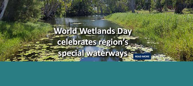 World Wetlands Day 2017