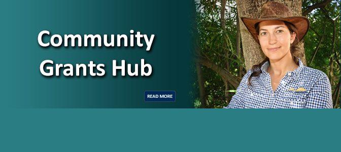 Community Grants Hub Live