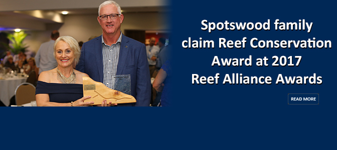 Reef Conservation Award