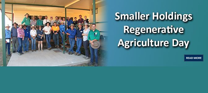 Smaller Holdings Regenerative Agriculture Day
