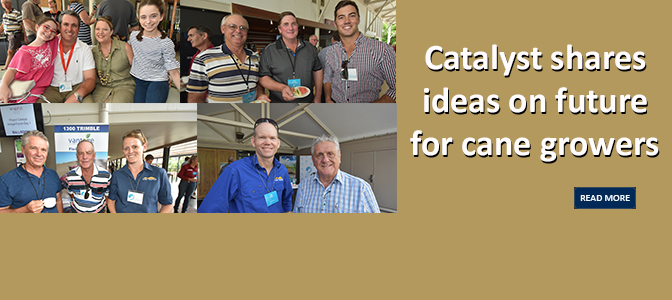Catalyst shares ideas on future for cane growers