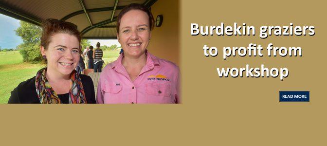 Burdekin graziers to profit from workshop