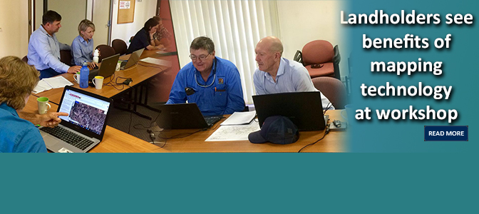 Landholders see benefits of mapping technology