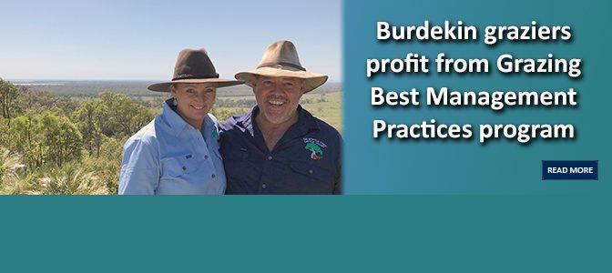 Burdekin graziers profit from Grazing BMP
