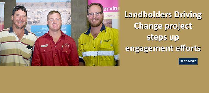 LDC project steps up engagement efforts