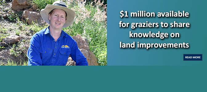 $1 million available for graziers