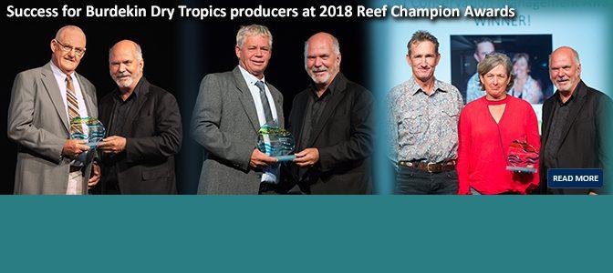 2018 Reef Champion Awards