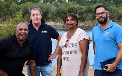 Charters Towers Traditional Owners focus on ways to record and archive their history