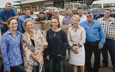 Leadership program for local graziers