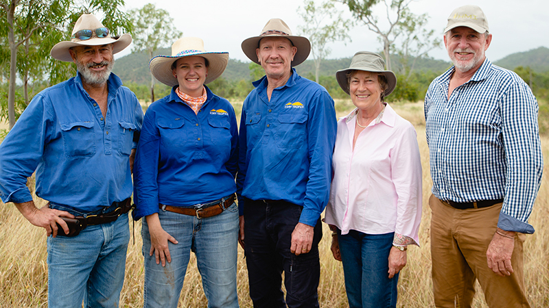Collaborate to benefit landholders and the environment