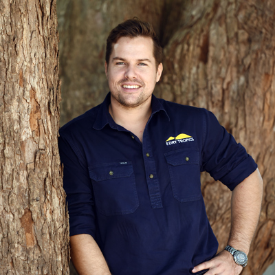 NQ Dry Tropics' Luke Malan.