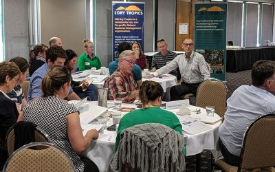 Agricultural professionals learn to flourish as influential leaders