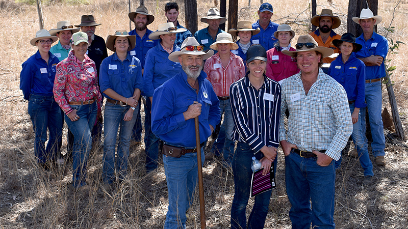 Graziers make a change for the better