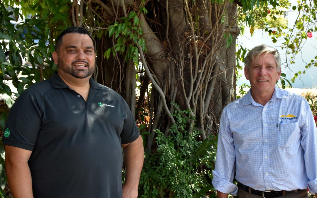 Partnership to help close the gap and protect reef
