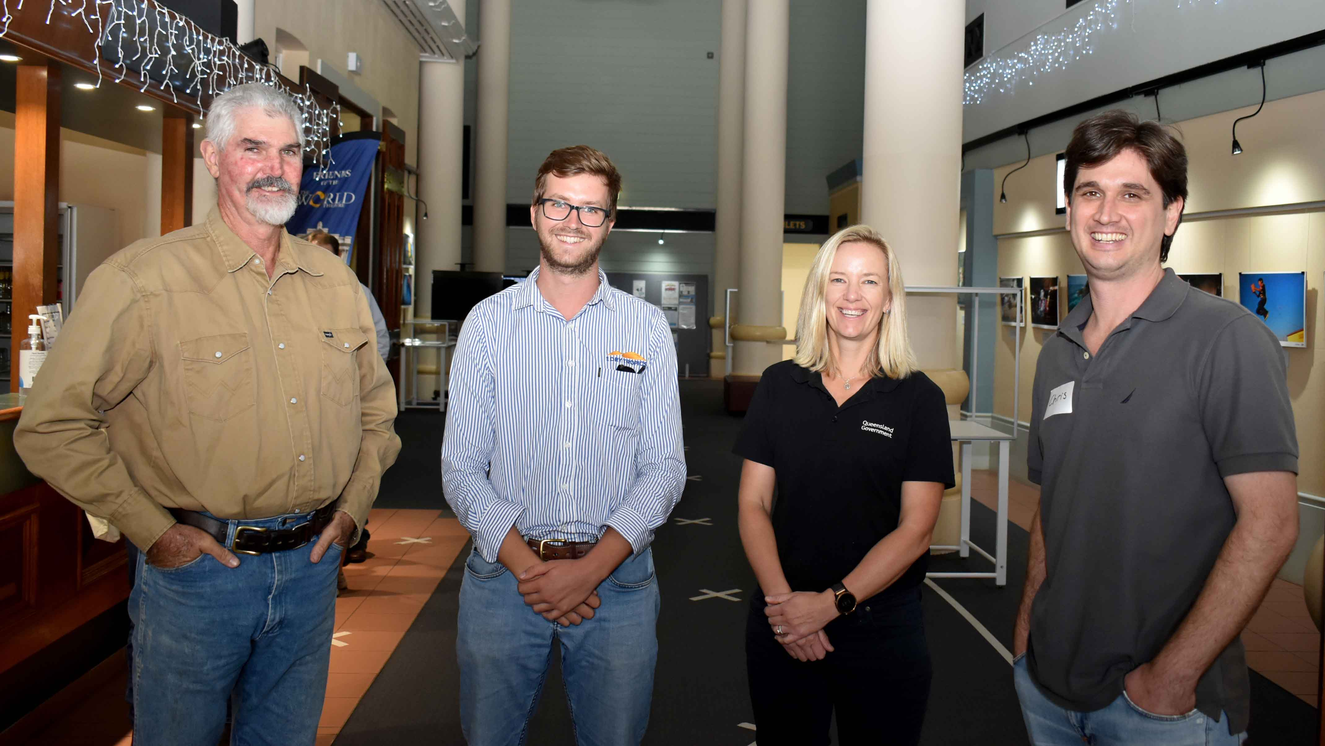 Info day fosters better understanding between graziers and government